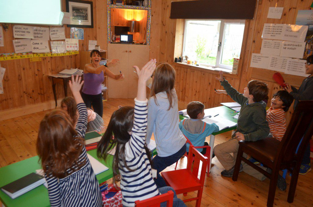 Bambini bilingui Cork